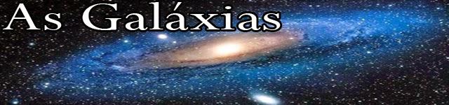 curiosidades sobre galáxias