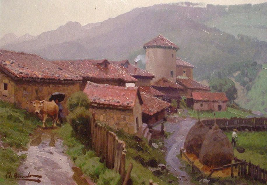 Amelia filizzola mis pintores actuales preferidos - Pintores en asturias ...