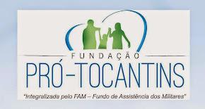 Portal da Fundação Pró-Tocantins