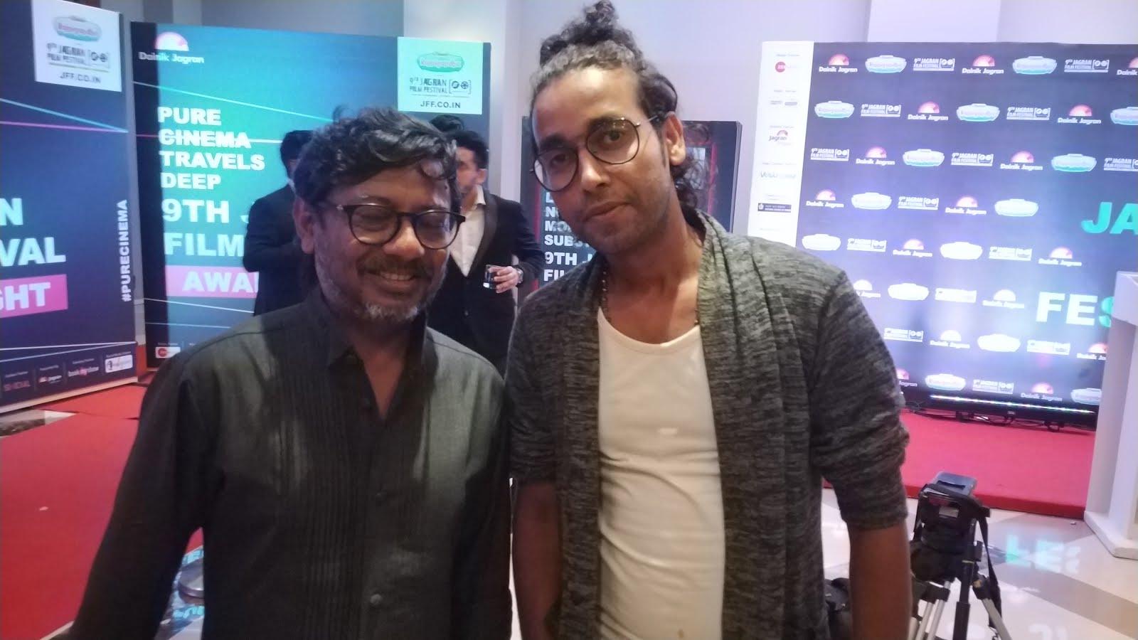 Rajnish BaBa Mehta with ONIR