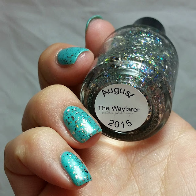 swatcher, polish-ranger | Pahlish The Wayfarer swatch