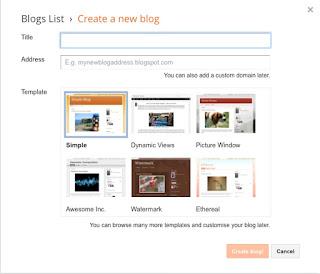 blog title domain
