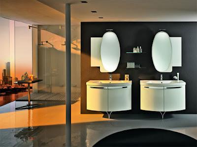Muebles para cuarto de ba o creativos y decorativos por for Muebles de oficina lujosos