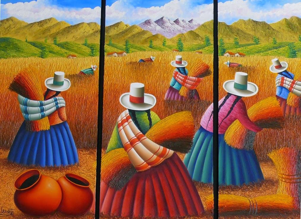 Cuadros modernos pinturas y dibujos coloridos cuadros de - Cuadros de pintura ...