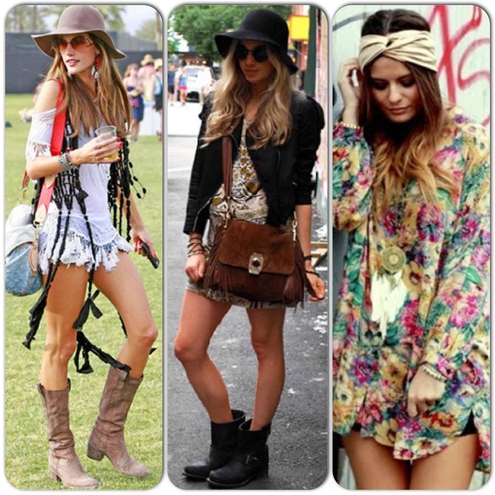 Arrasando e na moda tend ncia fashion estilo boho chic - Estilo boho chic ...