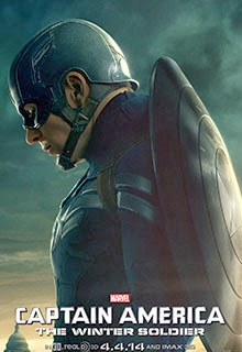 Captain America The Winter Soldier Poster 2014