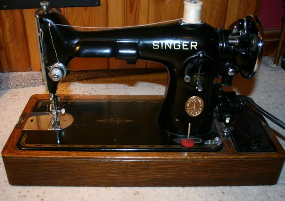 Costume Contemplation The Singer Sewing Machine Company Extraordinary Singer Sewing Machine Company
