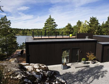 Casas minimalistas y modernas next house de 120m2 for Casa minimalista 120m2