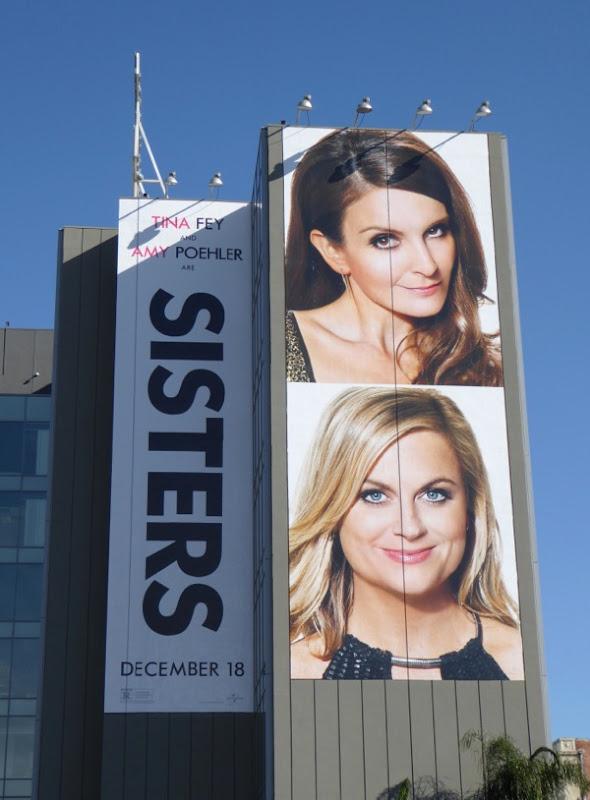 Giant Sisters movie billboard