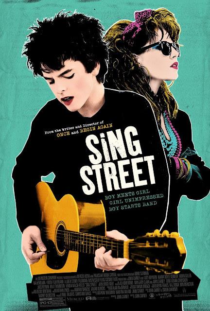 Sing Street [2016] [BBRip 1080p] [Dual Audio]