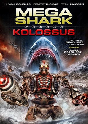 Mega Shark vs. Kolossus Dublado