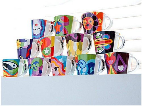 Zodiac Mugs Full Set