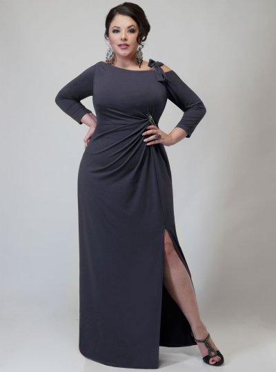 Formal Evening Gown Plus Size - Long Dresses Online