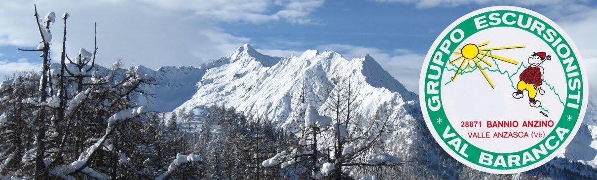 Gruppo Escursionisti Val Baranca
