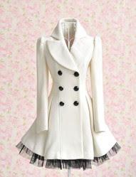 Lace n&39 Cakes: Feminine Winter Coats