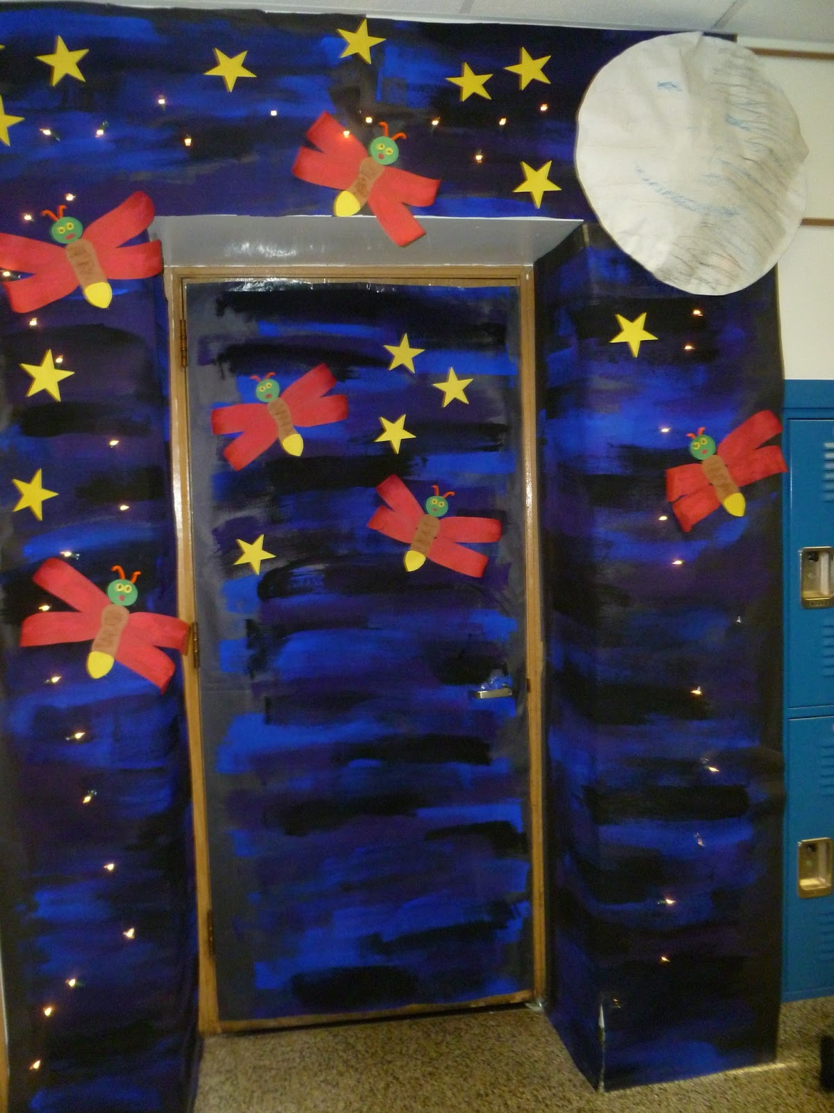 Classroom Decorating Ideas Camping Theme : Nd in line march