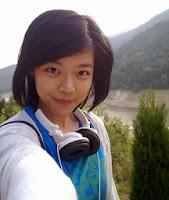 Profil Gadis Cantik Berprestasi - Lindswell Kwok (Atlet Wushu)