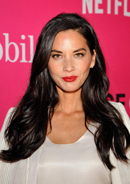 Actress, Model @ Olivia Munn - T-Mobile Un-carrier X Launch Celebration in Los Angeles