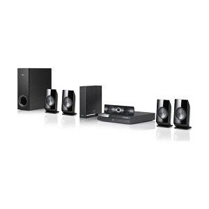 Image of LG BH6820SW 1000W 3D Blu-ray Home Theater System with Smart TV and Wireless Rear Speakers