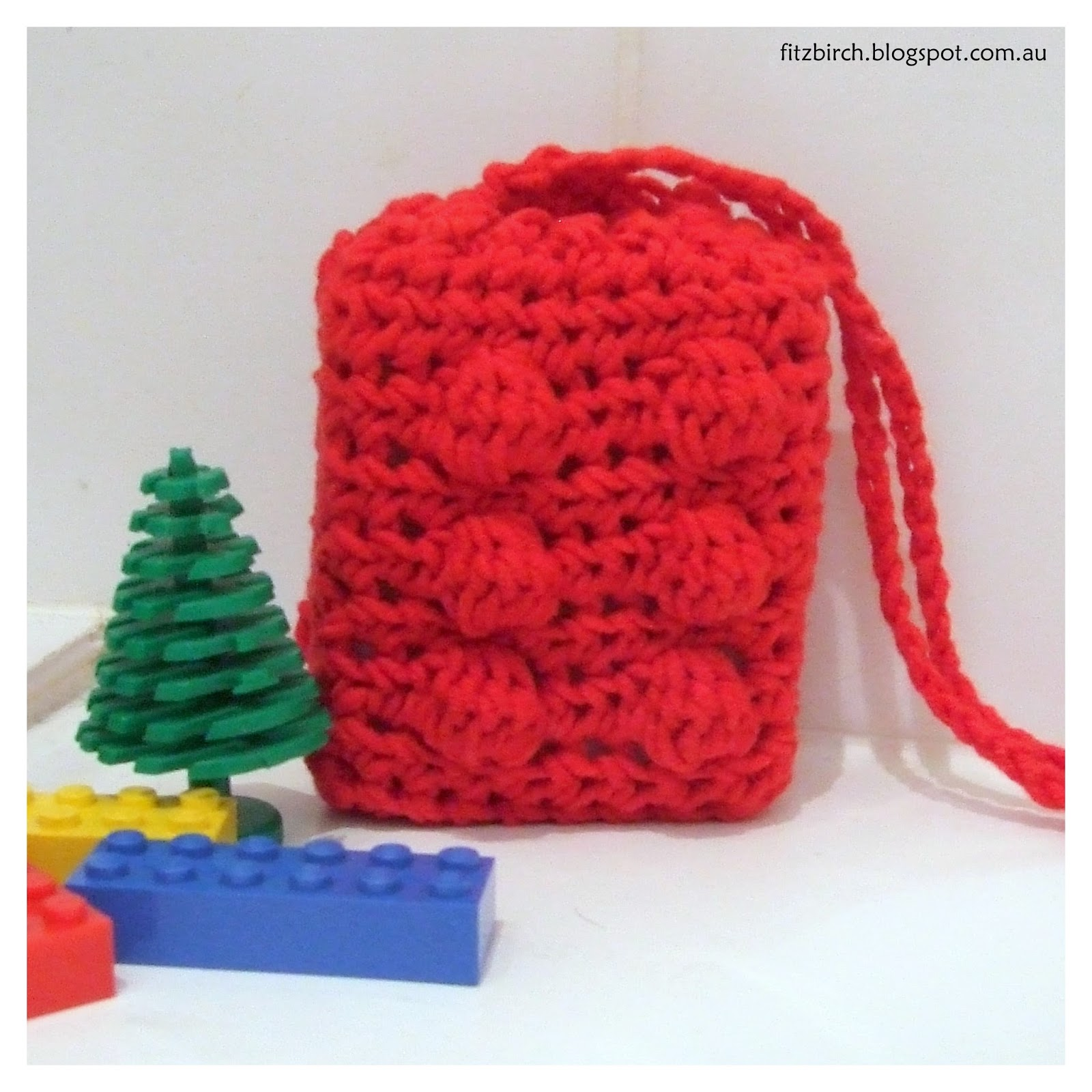 Free Crochet Pattern Christmas Gifts : FitzBirch Crafts: Quick Crochet Gifts for Christmas