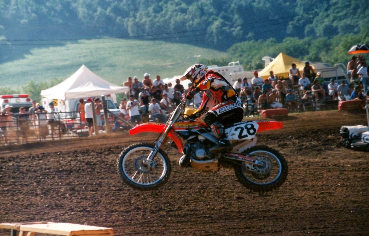 Heath Voss - High Point 1999