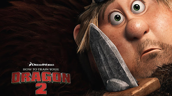 Fishlegs How to Train Your Dragon 2 0l