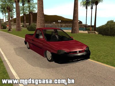 Chevrolet Pickup Corsa Edit para GTA San Andreas