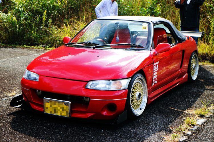Honda Beat, sportowy kei car, japoński, kultowy, unikalny, tuning, zdjęcia