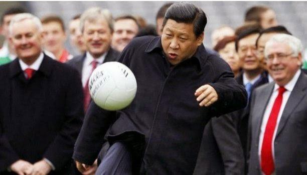 China incluyó al fútbol como curso obligatorio