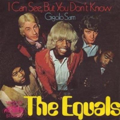 Waarom bandnaam Equals - Eddy Grant - Record sleeve