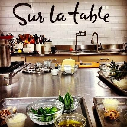 Sur La Table is a well known brand, but the reason they became well known is probably because they had an excellent combination of great products and great service. I have stopped shopping at several other retailers who claimed to be in the higher end arena 4/4(27).