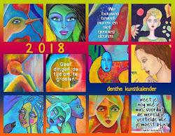 2018 Kalender Nederlands