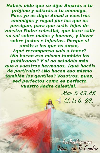 foto de jesus con texto de la biblia
