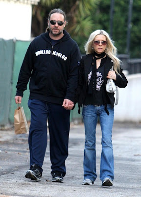 Russell Crowe Wife