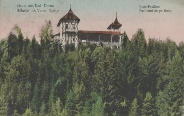 Pavilionul de pe Runc