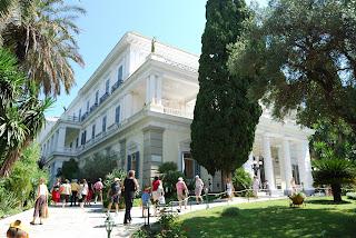 (Greece) - Achillion palace
