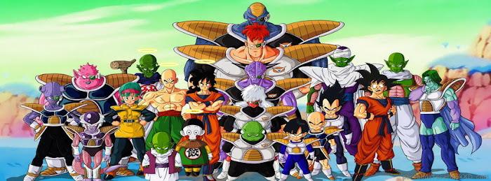 Imagen de Dragon Ball Z , imagen de portada para facebook, portada de biografia