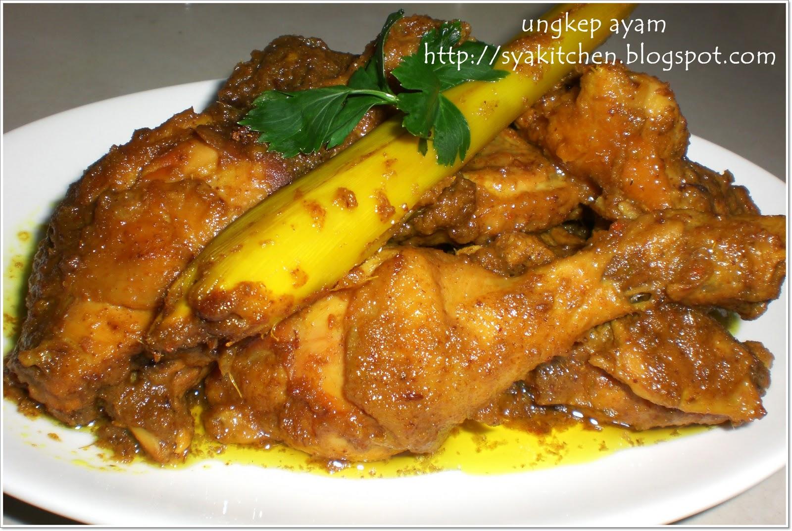 Resepi Ayam Masak Merah Tiffinbiru