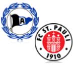 Live Stream Arminia Bielefeld - FC St. Pauli