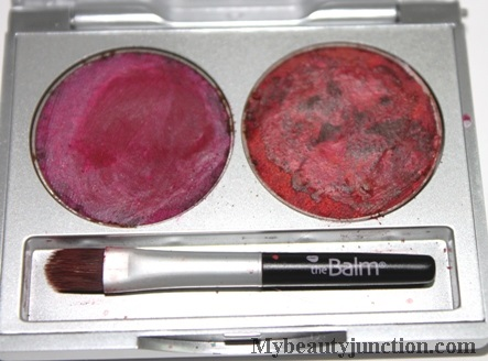 TheBalm For Keeps Watercolor Lip Stains swatches, review, photos