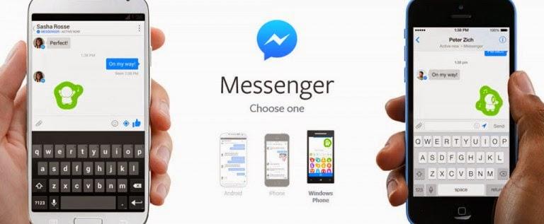 Chat Facebook khong can Messenger