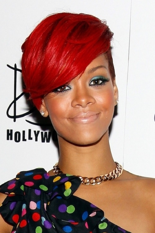Multi color Hairstyles for Black Women
