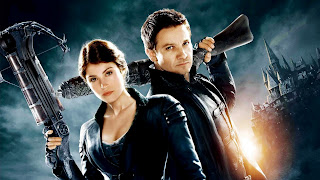 Gemma Arterson and Jeremy Renner Hansel and Gretel HD Wallpaper