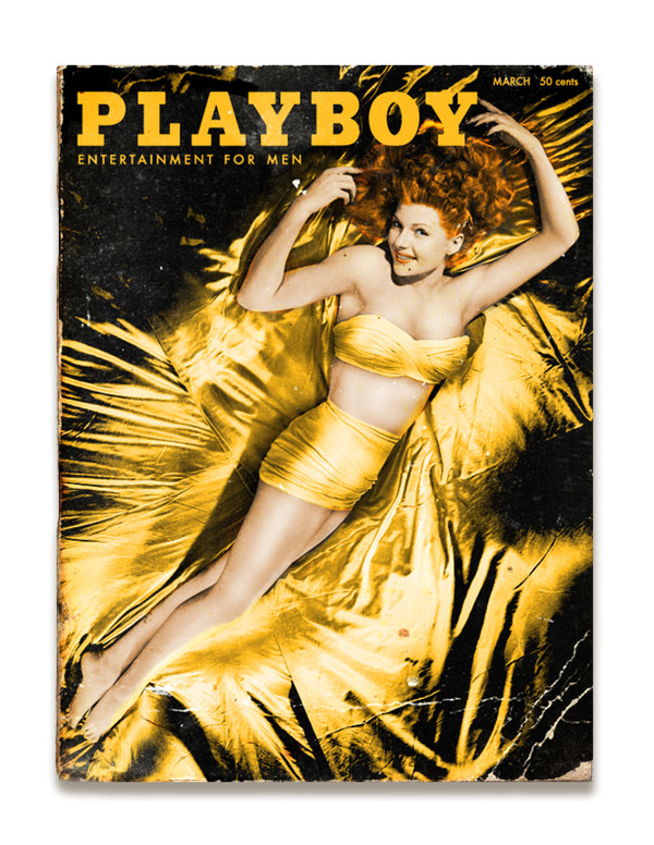 Alexander Flores. The March 1955 Playboy Project