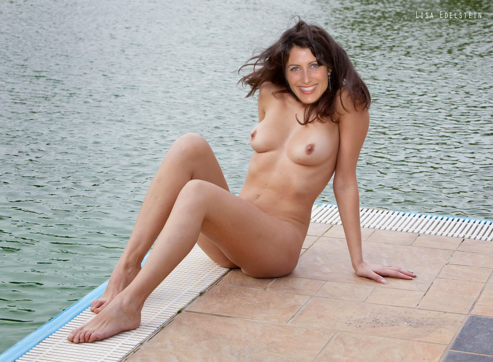 most beautiful naked female body