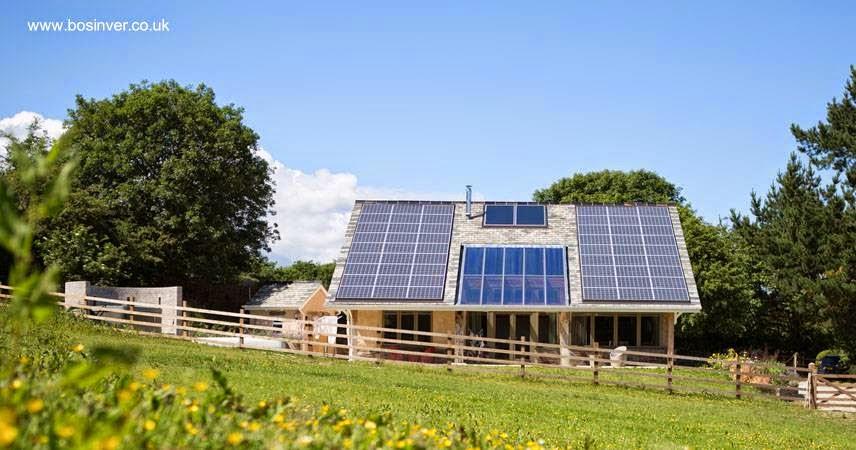 Casa residencial rural ecológica sustentable de lujo en Reino Unido
