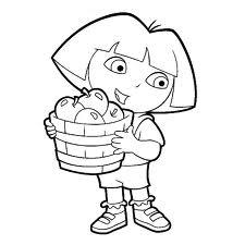 Coloriage En Ligne Gratuit Dora - jouer à des jeux de coloriage en ligne gratuit Français
