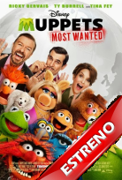 Muppets Most Wanted (2014) Online