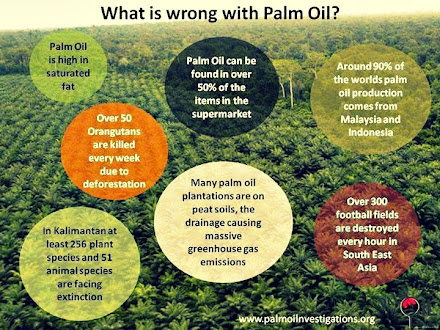 Please,click here and read a  bit about palm oil,and then,think of.Thank YOU!