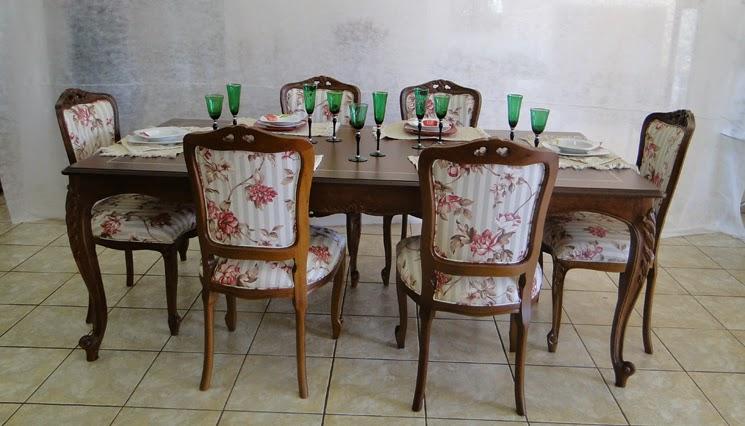 Conjunto De Sala De Jantar Luis Xv ~ Blog Decoração de Interiores Moveis Sofisticados para Sala